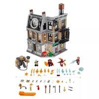 Lego 奇异博士至尊会所