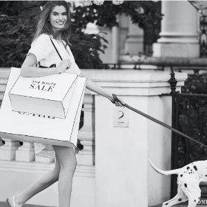 5折起 JellyCat也参与The White Company 夏季大促 品质家居、舒适服饰热卖中