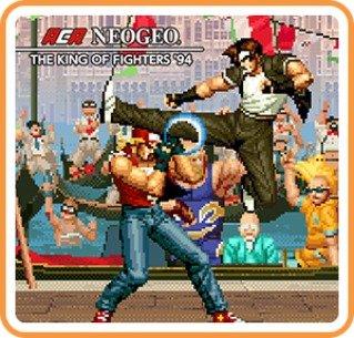 拳皇94 Nintendo Switch 数字版