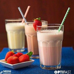 巧克力能量棒仅$23.99雀巢出品 Optifast减肥代餐奶昔、能量棒系列