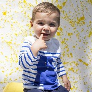 Up to 40% Off + Extra 15% OffPetit Bateau kids Clothing Sale @ AlexandAlexa