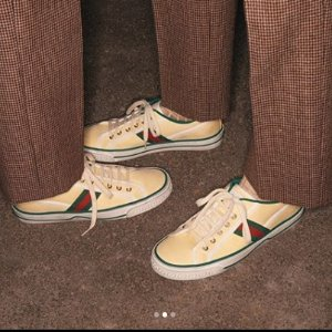 Base Blu 鞋靴专区 新款上线 收Gucc小白鞋、GG小脏鞋、巴黎世家
