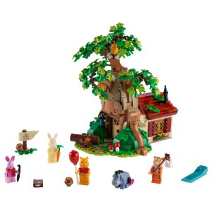 LegoVIP抢先购小熊维尼 21326 | Ideas | Buy online at the Official LEGO® Shop AU