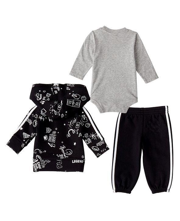 男婴童运动套装