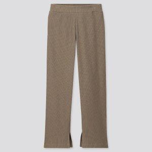 Uniqlo针织长裤