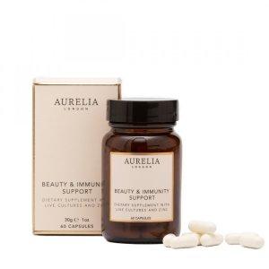 Aurelia买就送£38益生菌精华美容&提高免疫力片 60片装