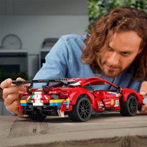€20.49起收上新:Lego 新品上市 收法拉利、迈凯轮、越野赛车等