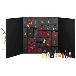 YSL Beauty价值$4202020限量圣诞倒数礼盒