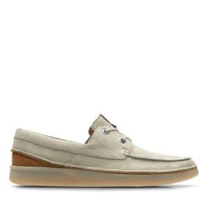 Clarks满$150享7折皮鞋