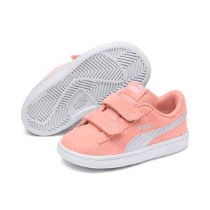 包邮 童鞋$13.99起白菜价:Puma官网 儿童产品正价6折、特价额外7折亲友特卖会