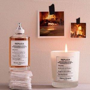 全线降价+限时7折+送Q香Maison Margiela REPLICA系列香氛 法式小清新 温暖你的冬日