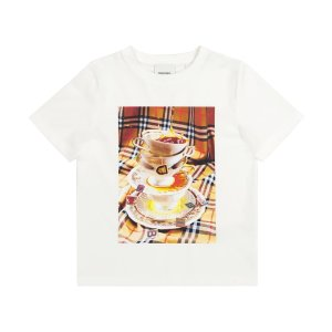 Burberry短袖T恤