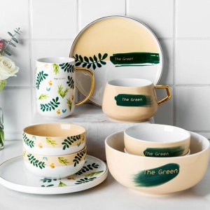 Household Tableware from Apollo Box