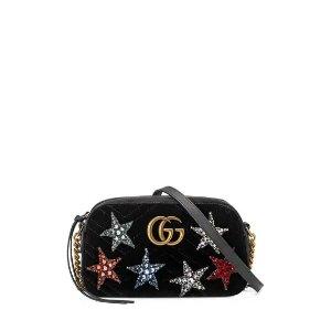 GucciGG Marmont 星星链条包
