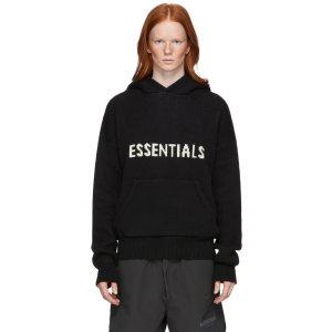 EssentialsLogo帽衫