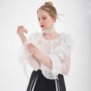 低至5折+额外85折 £58收封面仙女裙MissLondoner 夏日大促开跑 每件都是仙女必备
