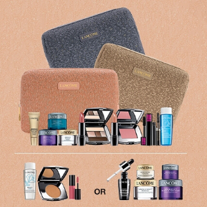 15% Off + Free 7-pc GiftWith $39.50 Lancôme Purchase @ Lord & Taylor