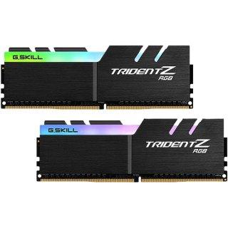 $109.99 100% CJR颗粒G.SKILL TridentZ RGB 16GB (2 x 8GB) DDR4 3600 套装