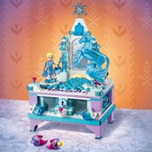 LegoElsa's Jewelry Box Creation 41168 | Disney™ | Buy online at the Official LEGO® Shop US