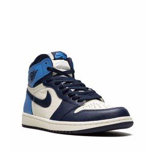 $397(原价$993)Nike Air Jordan 1 黑耀石高帮罕见打折 拼手速