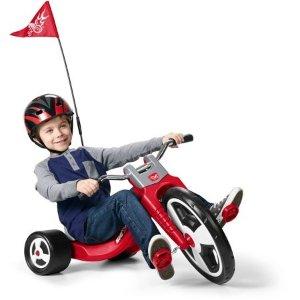 Radio FlyerRadio Flyer, Big Flyer Sport, Chopper Tricycle, 16
