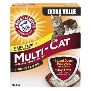 多猫家庭必选多只去味 18kg