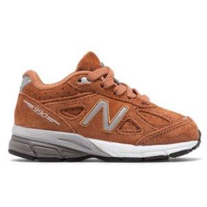 一律$25及以下New Balance 儿童复古990系列跑鞋