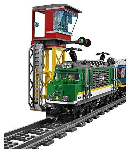 City系列 带遥控货运火车 60198