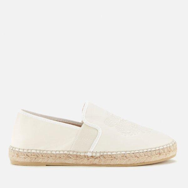 白色渔夫鞋