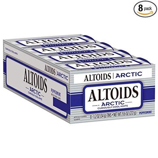 Arctic 薄荷糖 8盒装