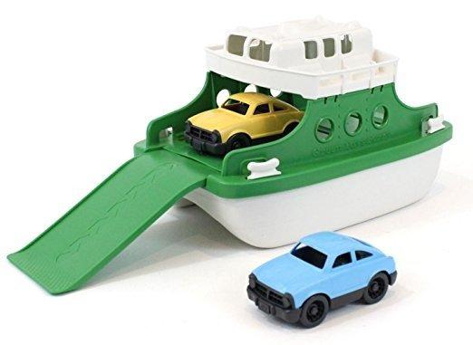 渡轮玩具 绿色