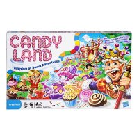 Hasbro Candy Land The World of Sweets Board Game, Preschool, Ages 3 and up (Amazon Exclusive)
