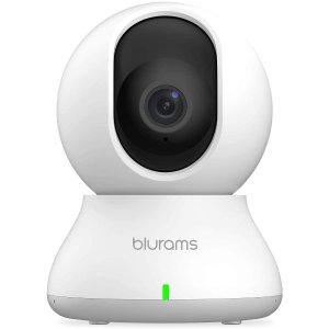 $20.99 支持双向旋转Blurams Dome Lite 2 1080p 无线监控摄像头