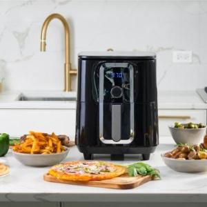 modernhome 7 Qt. Ceramic Family-Size Air Fryer