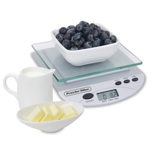 Proctor Silex 86500 Digital Kitchen Food Scale