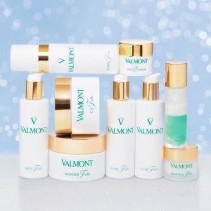 最高送$700礼卡 + 送好礼最后一天:Valmont 美妆护肤品热卖 收幸福面膜、超值套装