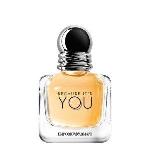 Emporio Armani Because It's You Fragrance |Giorgio Armani Beauty