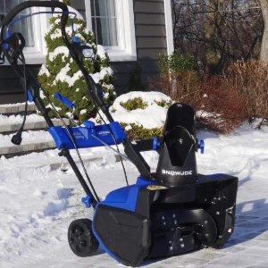 $199(原价$289.99)Snow Joe SJ625E 15安培电动吹雪机