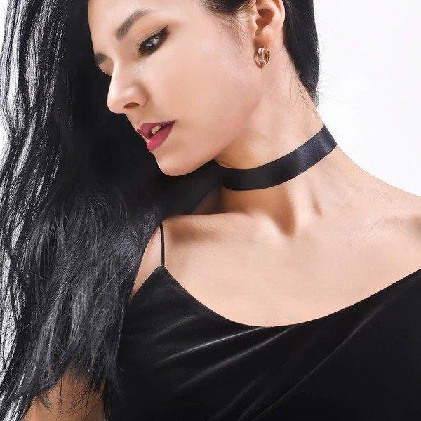 19mm真丝女士颈链
