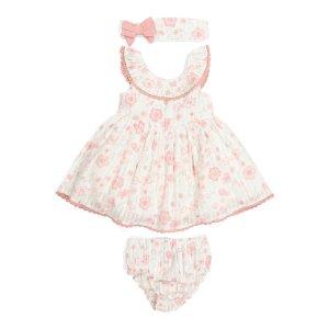 宝宝连衣裙套装