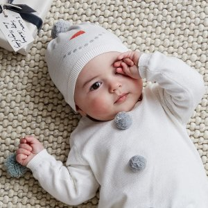 Up to 25% OffNew Arrivals of Baby Items @ The White Company