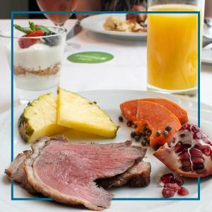 晚餐一人仅$39 原价$55Fogo de Chao 巴西烤肉自助餐厅 店庆限时优惠活动