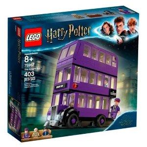 Lego骑士巴士 75957