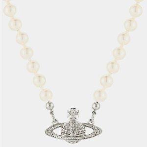 单层、三层珍珠项链罕见有货!快抢!Vivienne Westwood 爆款珍珠系列专场 首饰、小包包、腰带都有