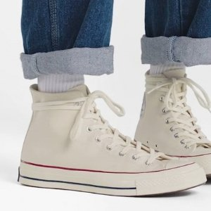 Converse#10Chuck Taylor 70 高帮运动鞋