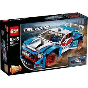 $108.58(原价$162.99)LEGO 乐高18年新品· 拉力赛车(42077)