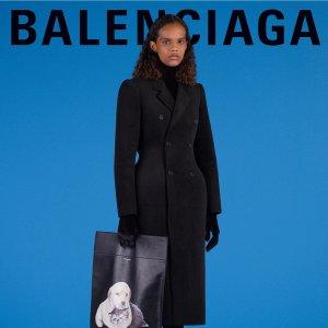 低至8.5折收老爹鞋、LOGO包Balenciaga 多款新品美包美鞋折扣收 爆款好价一把抓