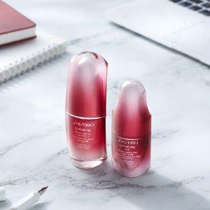 相当于D家5折 再送2个小样变相75折 Shiseido 红腰子精华50ml折后仅€52.83