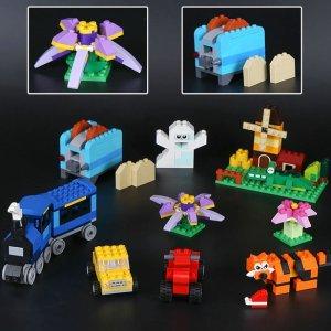 现价£25.99(原价£29.99)LEGO 乐高 10696 经典创意系列 中号积木盒