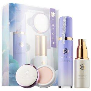 Skincare For Makeup Lovers Set - Tatcha | Sephora